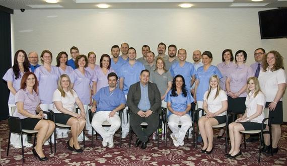 Das Team von Globe Dental